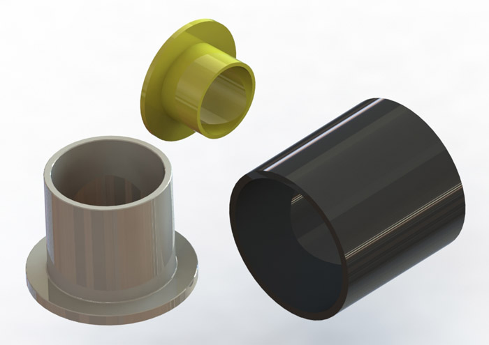 Self-Lubricating Polymer Bearings